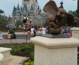 castle, memories, and disneyland image