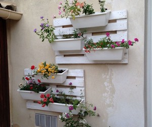 wall decor, wall decor crafts, and wall planters image