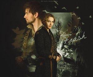 francis, toby regbo, and reign image