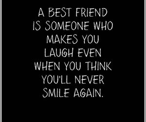 friend and laugh image