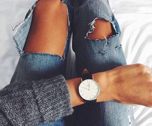 fashion, watch, and cute image
