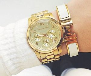 fashion, luxury, and watch image