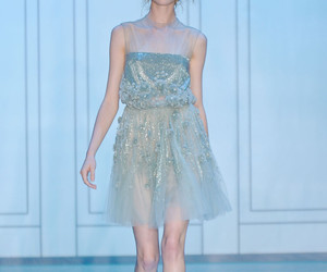 elie saab, haute couture, and high fashion image
