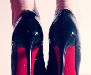 louboutin and red image