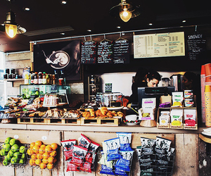 food, healthy, and london image