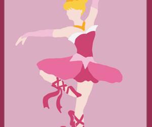 disney, aurora, and ballet image
