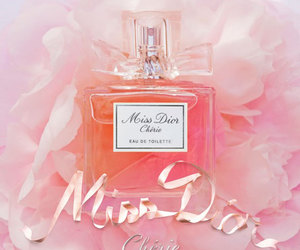 dior, pink, and flowers image