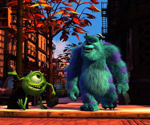 monsters inc and disney image