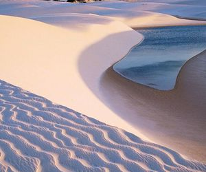 nature and sand image
