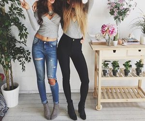 friends, goals, and bff image