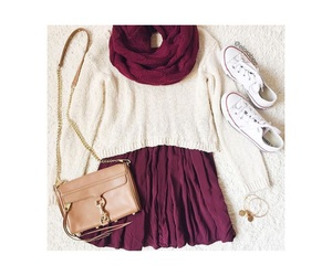 converse, fashion, and outfits image