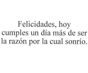 love, felicidades, and smile image