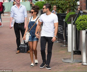 michelle keegan and mark wright image