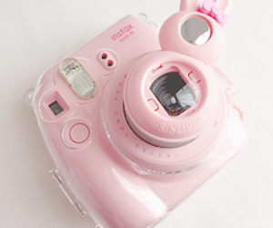 pink, pastel, and camera image