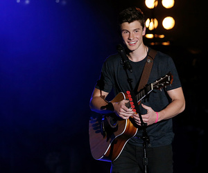boy, guitar, and happy image