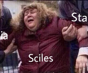 teen wolf, stydia, and sciles image