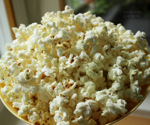 food, popcorn, and quality tumblr image