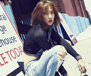 4minute, kpop, and jiyoon image