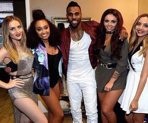 little mix, jason derulo, and jesy nelson image