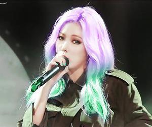 hyuna and 현아 image