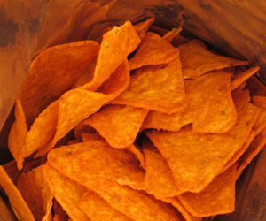 food, doritos, and chips image