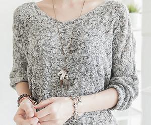 clothes, korean, and korean fashion image