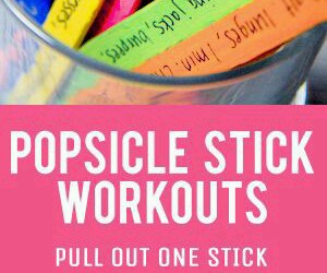 workout, exercise, and popsicle image