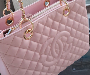 bags, chanel, and girly image