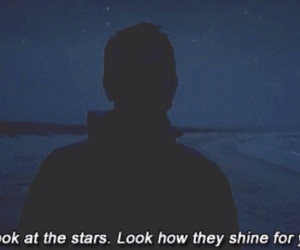 coldplay, stars, and yellow image