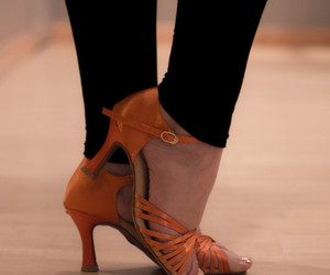 dance, dancing, and shoes image