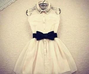 cute dress, dress, and girly image