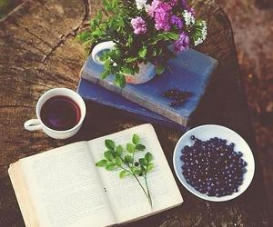 beautiful, flowers, and tee image
