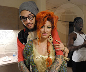 travie mccoy, Travis McCoy, and neon hitch image
