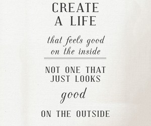 quote and life image