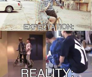couple, expectation, and kpop image