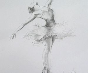 art, beauty, and ballet image