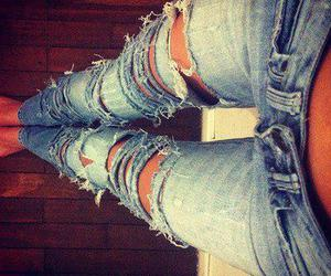 fashion, hip, and jeans image