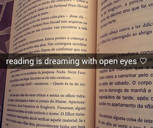 books, Dream, and dreaming image