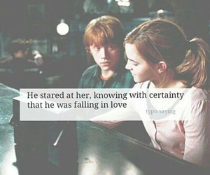 harry potter, love, and quote image
