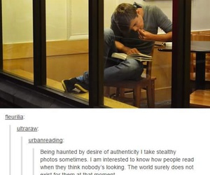 tumblr, reading, and book image