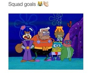 goals, squad, and funny image