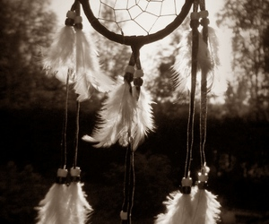 Dream, dreamcatcher, and hipster image