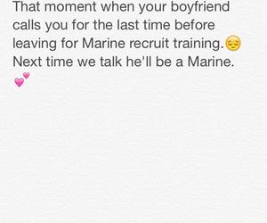 boyfriend, hope, and Marines image