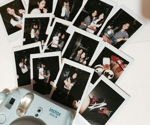 euphoria, happiness, and instax image