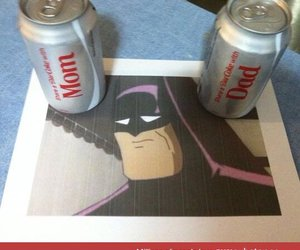 batman, funny, and awesome image