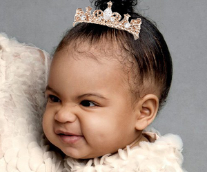 blue ivy, beyoncé, and adorable image