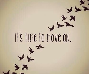 move on and it's time image