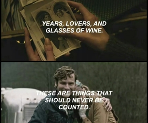 lovers, movie, and quote image