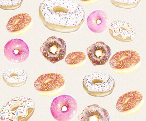 donuts and wallpaper image