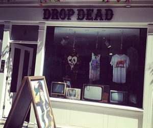drop dead, grunge, and london image